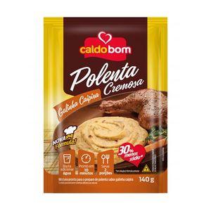 polenta-cremosa-preparo-rapido-sabor-galinha-caipira-caldo-bom-140g